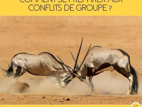 Comment se préparer aux conflits de groupe ?