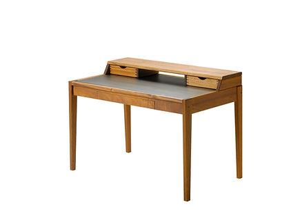 Writing desk (BR 72) teak - BRINK MØBLER