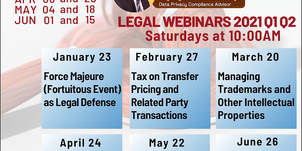 Tax on Transfer Pricing and Related Party Transactions - Ask The Business Lawyers Legal Webinar (February 27, 2021)