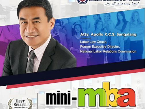 Mini-MBA on Labor Relations Management