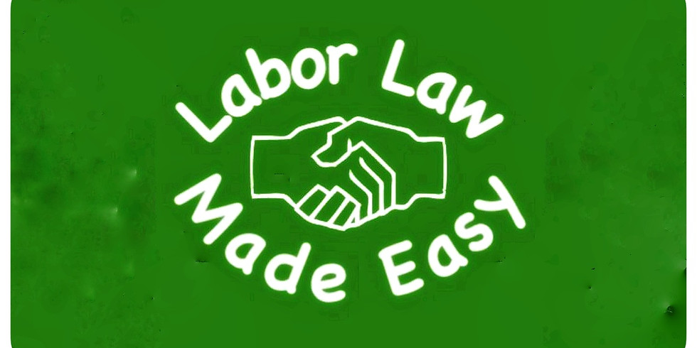 Permanent and Temporary Layoff Law