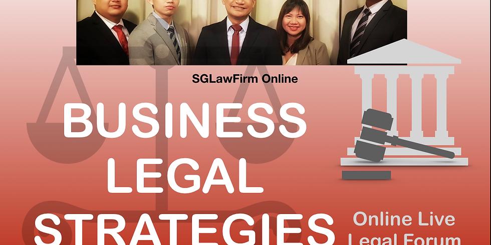 Business Legal Strategies
