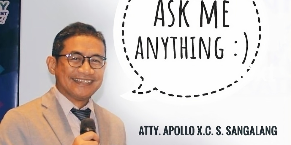 ASK ATTY POL (October Episode)