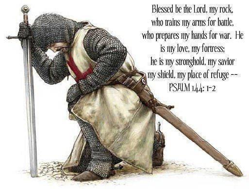 Paladin's Prayer