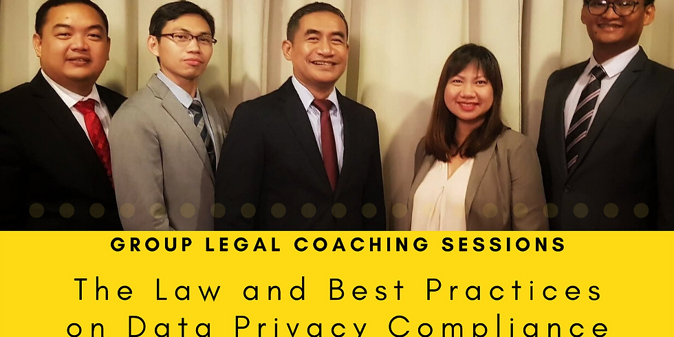 The Law and Best Practices on Data Privacy Compliance
