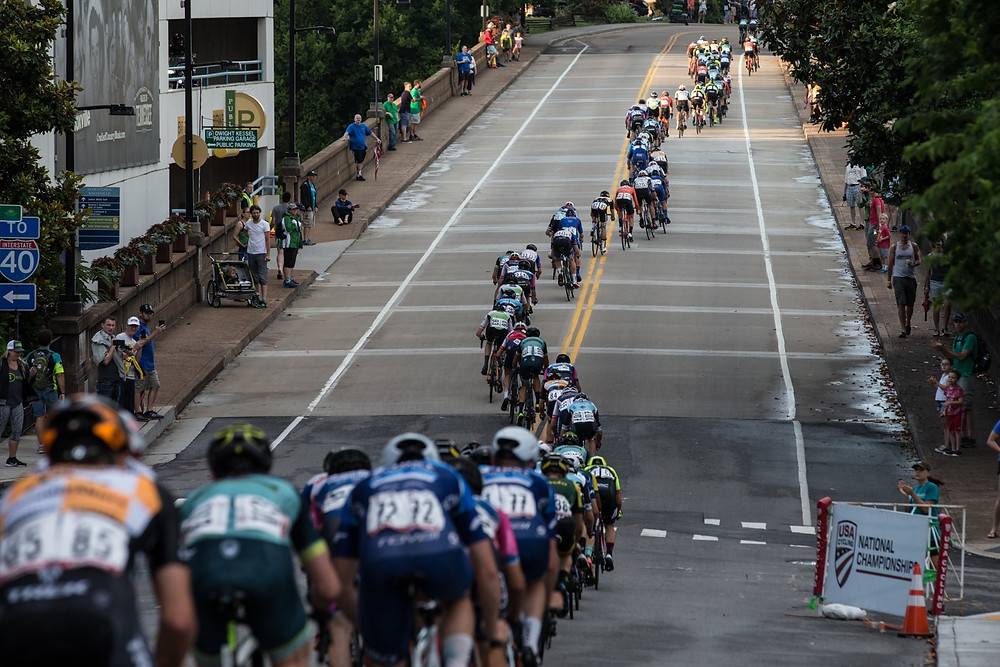 2018 US Pro National Championships Road Race