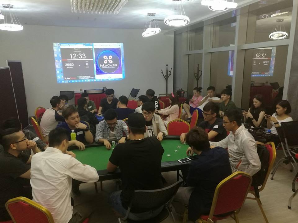 PokerClubHK主題錦標賽