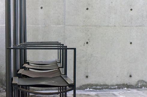 施設利用について 椅子の写真