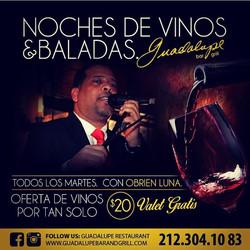 vinos y baladas