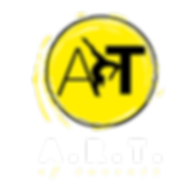 A.R.T of success logo - black background