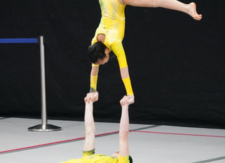 Spelthorne Acro Cup 2018