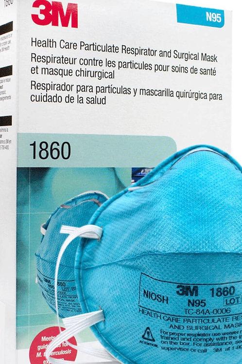 Authentic 3M 1860S Mask