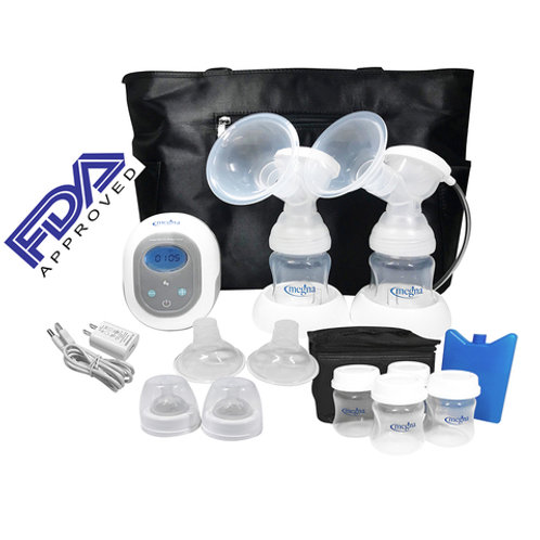 M7 Double Electric Breast Pump