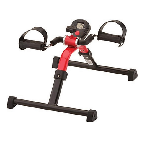 Pedal exerciser - arms and legs