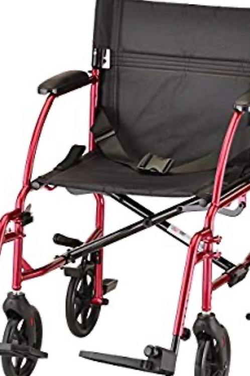 Ultra light-weight Transport Chair - easy travel