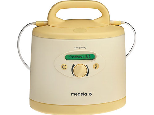 Medela Hospital Grade Symphony Rental Breast Pump
