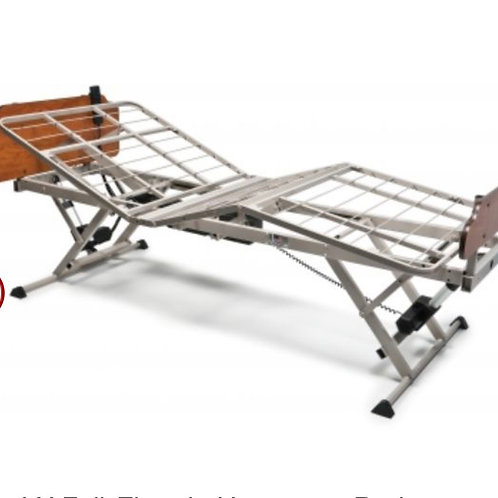 Full Electric Monthly Rental Hospital Bed