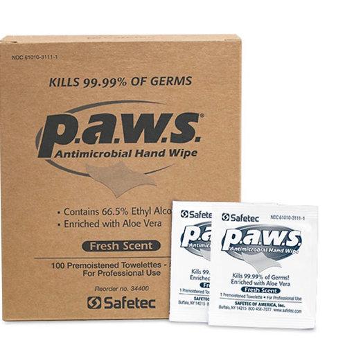 P.A.W.S. Anti wipe
