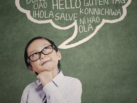 """Кажи, баба, """"тенкю""""...или на каква възраст детето да започне да учи чужд език"""