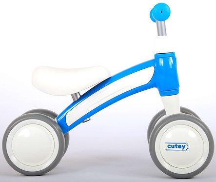 Ποδήλατο ισορροπίας QPlay Cutey Ride On Walking Bike - Boys and Girls - Blue