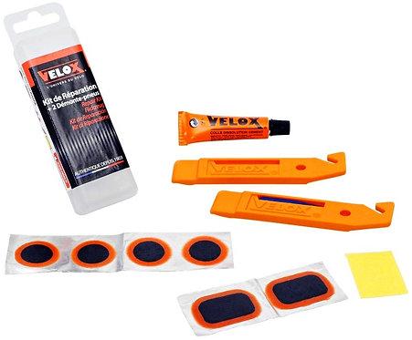 Σετ μπαλώματος, Velox tire repair kit 12-piece