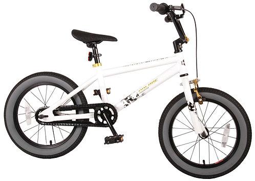 Παιδικό ποδήλατο Volare Cool Rider - Boys - 16 inch - White