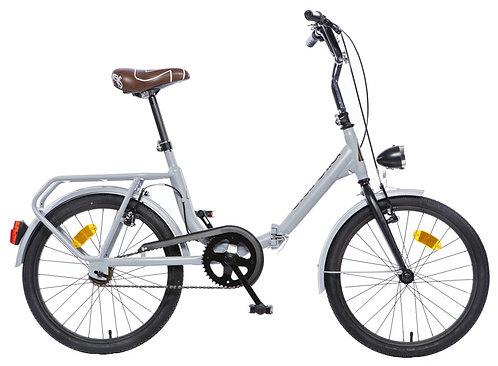 Ποδήλατο αναδιπλούμενο Dino Aurelia 20'' Foldable Grey