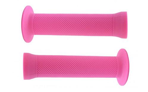 Σετ χερούλια BMX/Fixie 2* 130mm, M-Wave, Ροζ