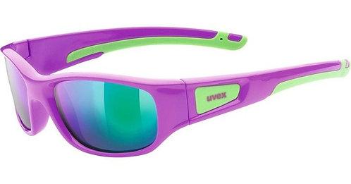 Παιδικά Γυαλιά ηλίου Uvex Sportstyle 506 pink green/mirror green