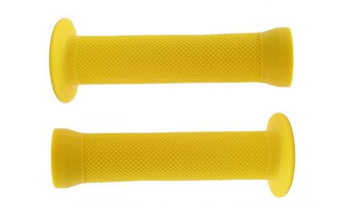 Σετ χερούλια BMX/Fixie 2* 130mm, M-Wave, Κίτρινο