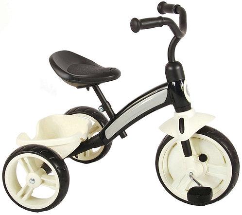 Ποδήλατο τρίκυκλο QPlay Elite Tricycle - Boys and Girls - Black