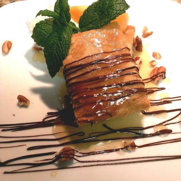 Blondie Dessert