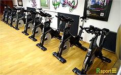 RSPORT Ljubljana, prodaja in servis originalnih SPINNING® koles.