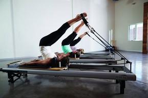 FITCITY Fitnes center Gym Ljubljana vodene vadbe | PILATES