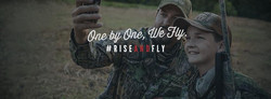 Rise and Fly FB Cover Image