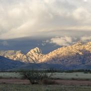 Cochise Stronghold, Dragoon Mountain Ran