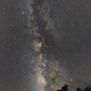 MilkyWay over Sulphur Springs Valley
