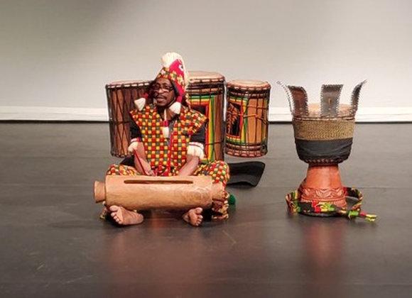 Guinea-style Drum Workshop