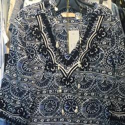Batik tunic