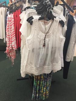 Sweet cotton blouse