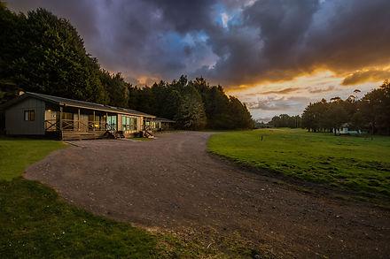 Cabin at Twilight 2