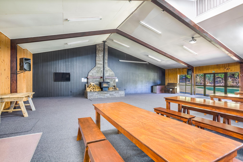 Tui Ridge Park Dining Hall