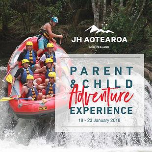 JH Parent Child Experiene 2018
