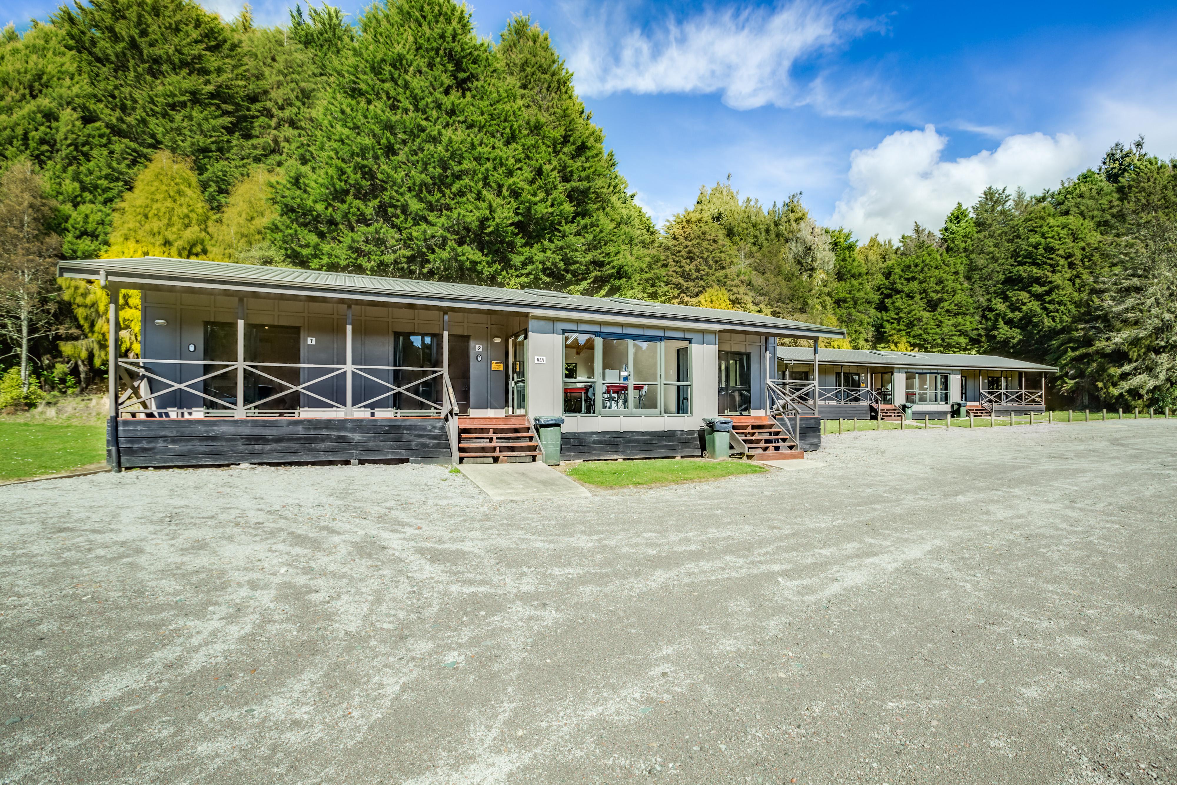 Tui Ridge Park Cabins