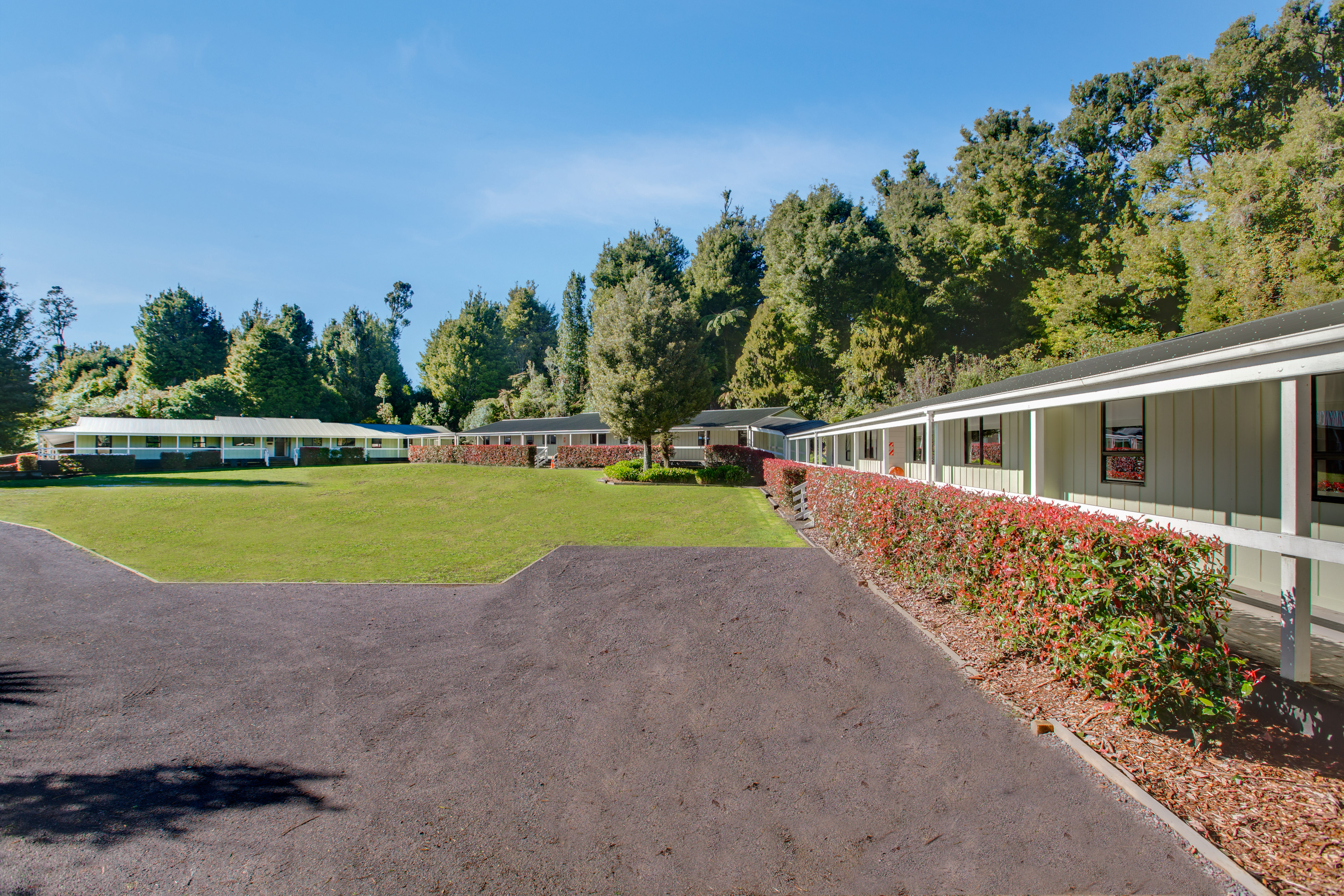 Tui Ridge Park Dorm Grounds