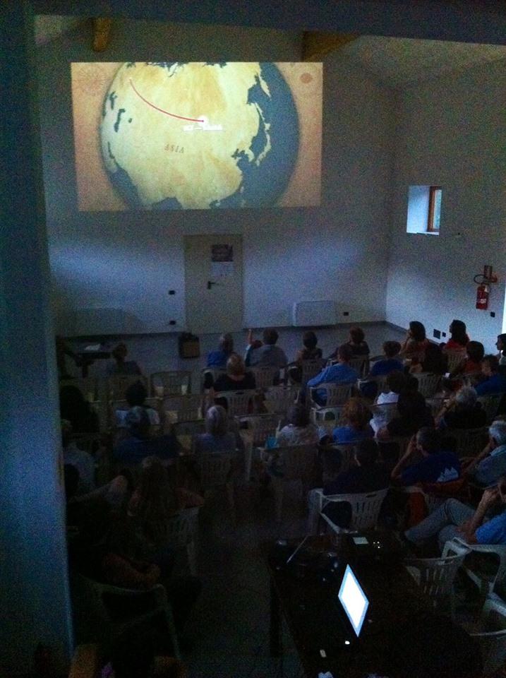 Conferenza Matteo Pellin 9 Luglio