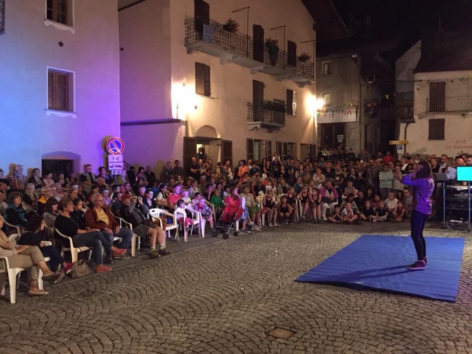La Corrida in piazza 2 Agosto 2015