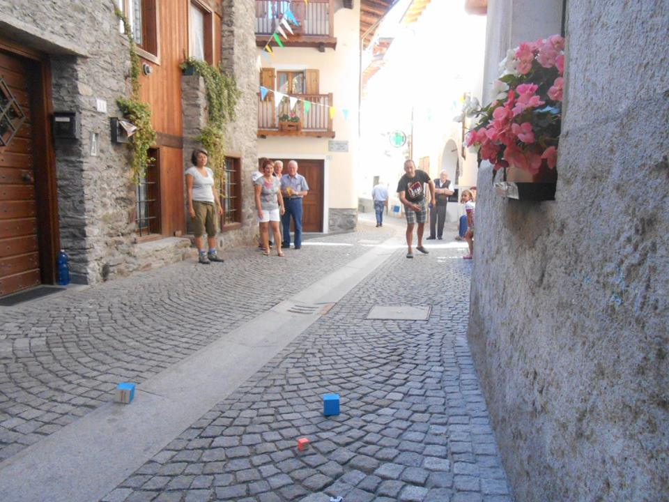1° Torneo Bocce Quadre 2/08/2015
