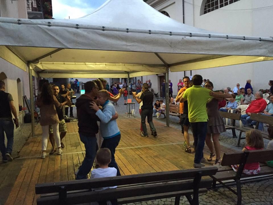 19 Luglio Ballo liscio in piazza