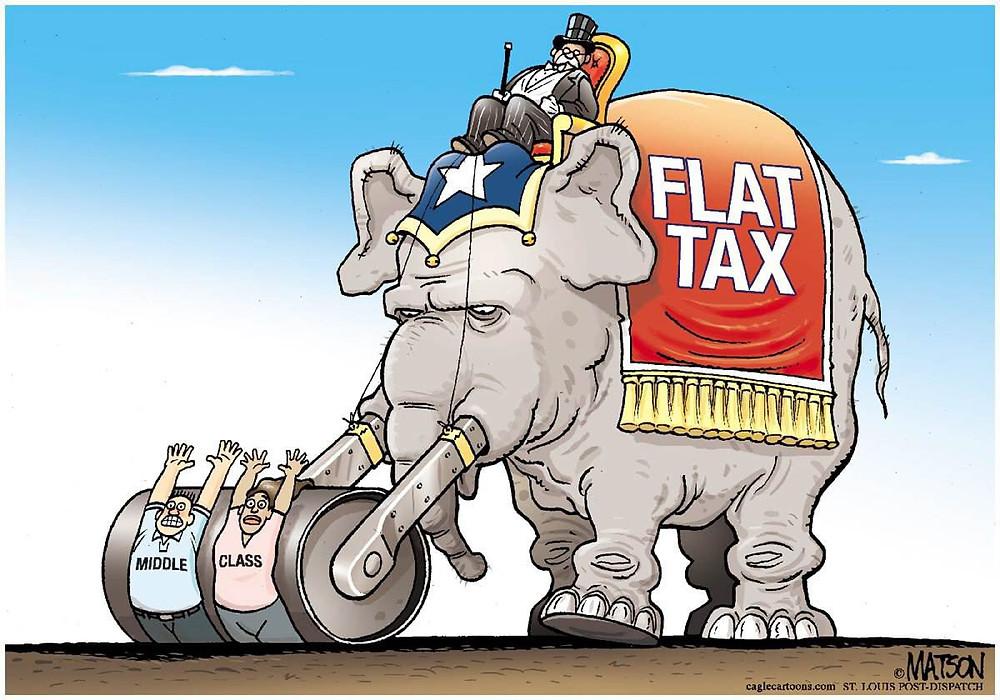 Flat Tax dès 2018 ?